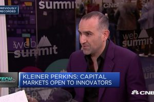 Kleiner Perkins on CNBC